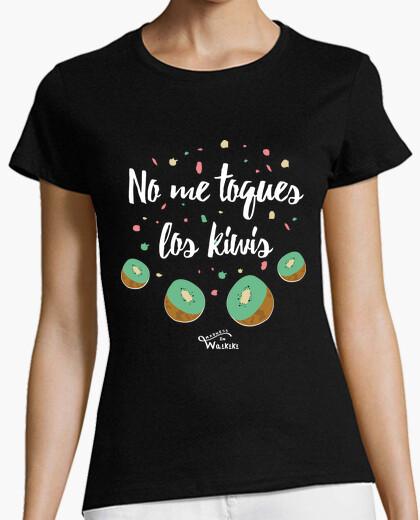 Tee-shirt ne me touche pas les kiwis