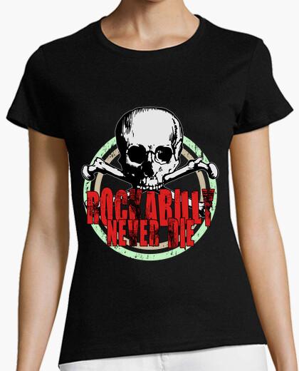 Tee-shirt Ne meurt jamais (m)