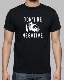 ne pas être négatif (noir)