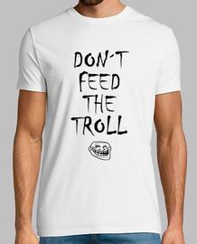 ne pas nourrir le troll