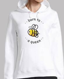né pour être reine   abeille