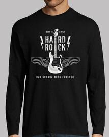 né pour être sauvage - hard rock