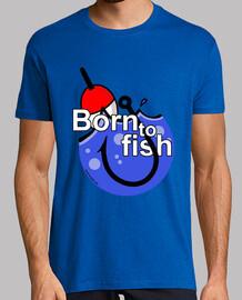 né pour fish homme