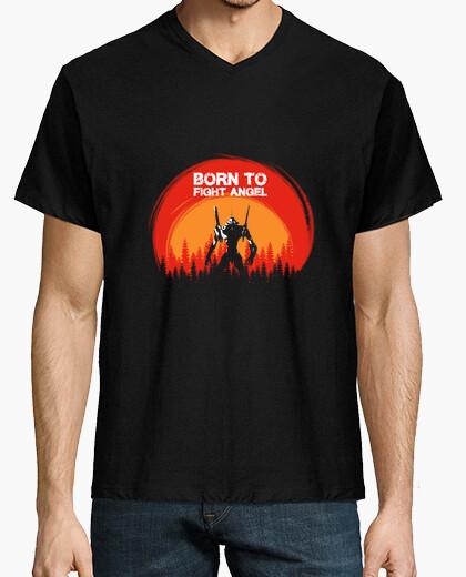Tee-shirt né pour lutter contre l'ange
