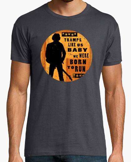 Tee-shirt né pour run