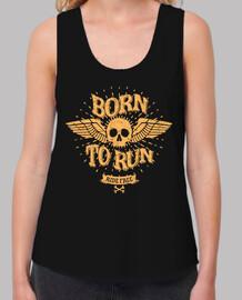 né pour run