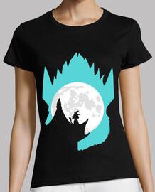 ne regardez pas à la pleine lune!