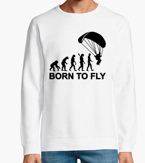 Sweat né pour voler saut en parachute d'évolution