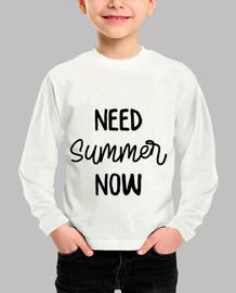 necesita verano / playa / sol