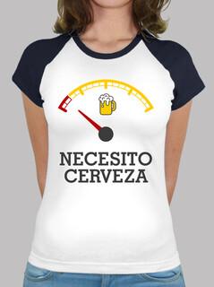Necesito cerveza