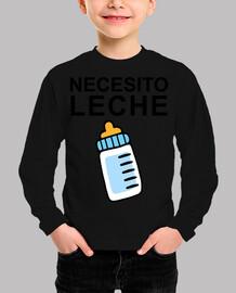Necesito Leche