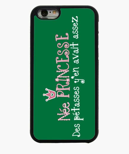 Funda iPhone 6 / 6S Née Princesse