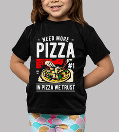 Need More Pizza