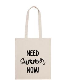 need summer / beach / sun