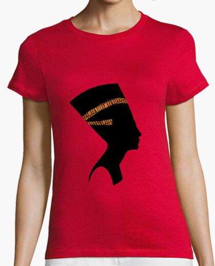 Camiseta Nefertiti Orange Wax