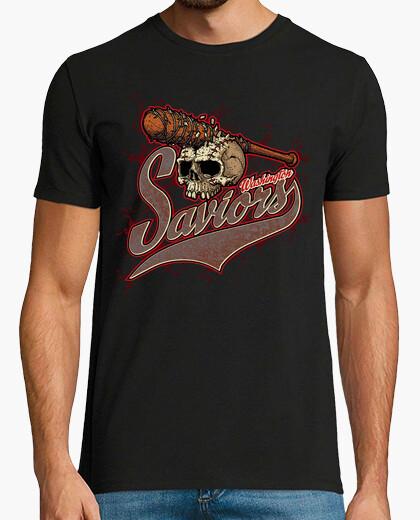 T-shirt Negan Saviors