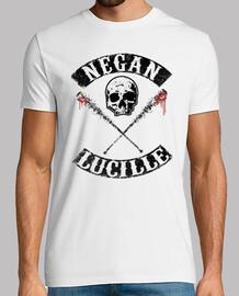 Negan y Lucille estilo Sons of Anarchy (The Walking Dead)