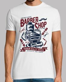 negozio di barbirra d39epoca