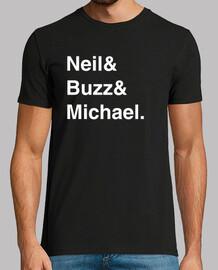 neil e buzz & michael.