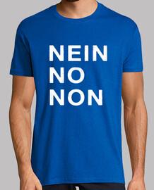 Nein No Non