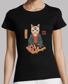 neko sushi bar chemise femme