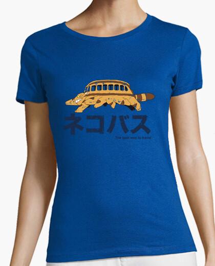 Camiseta Nekobus