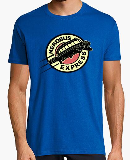 Nekobus express t-shirt