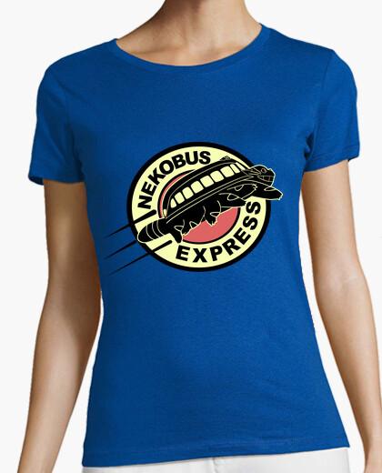 Camiseta Nekobus Express