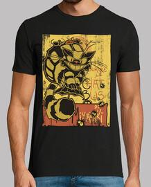 nekobus, le chat noir poster