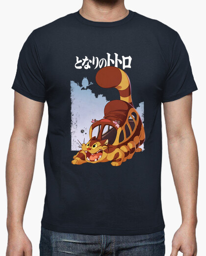 Nekobus t-shirt