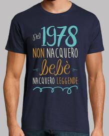 Nel 1978 Non Nacquero Bebè...