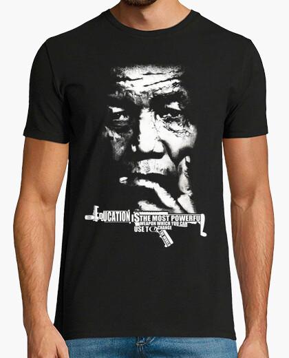 Camiseta Nelson Mandela