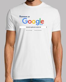 Nemmeno su Google troverai qualcuno come me