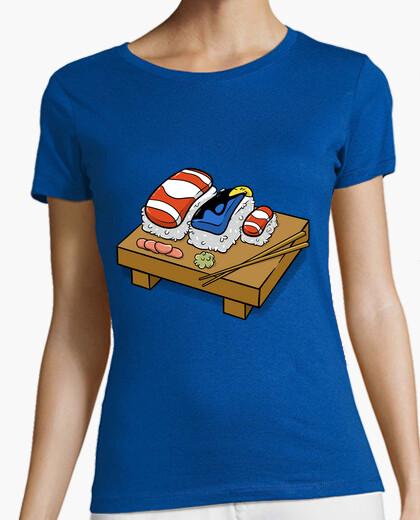 Camiseta Nemo Sushi