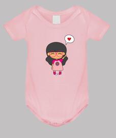 Nena rosa