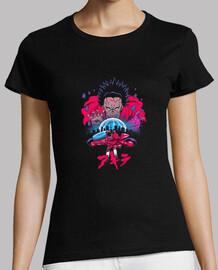 neo distopio tokyo camisa para mujer