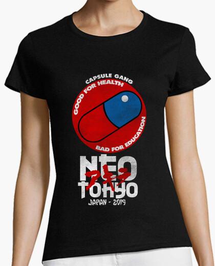 Camiseta Neo Tokyo