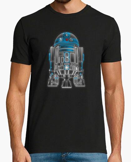 Tee-shirt neon droid