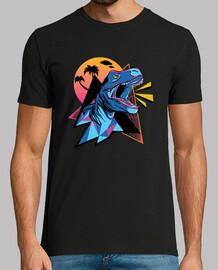 neondinosaurier- t-shirt