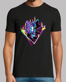neontigert- t-shirt