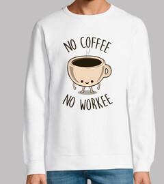 nessun coffee no workee