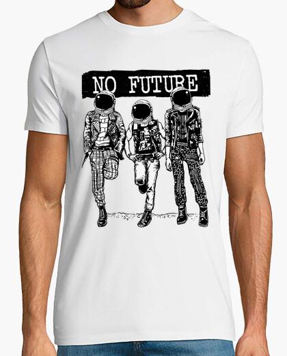 T-shirt nessun futuro