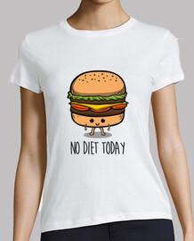 nessuna dieta oggi