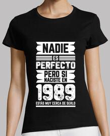 nessuno è perfetto 1989
