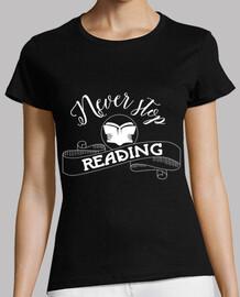 Never stop reading II