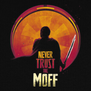 Camisetas Never Trust The Moff