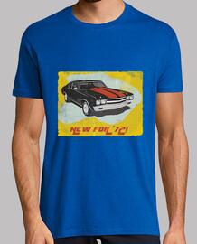 New For '72 - yellow bg