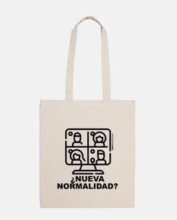 new normal black bag