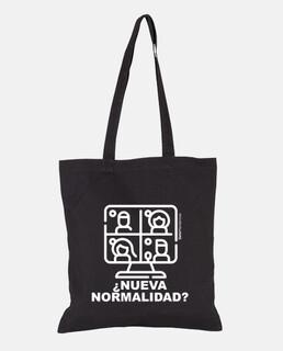 new normal white bag