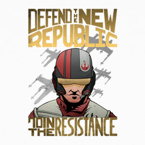 Camisetas New Republic